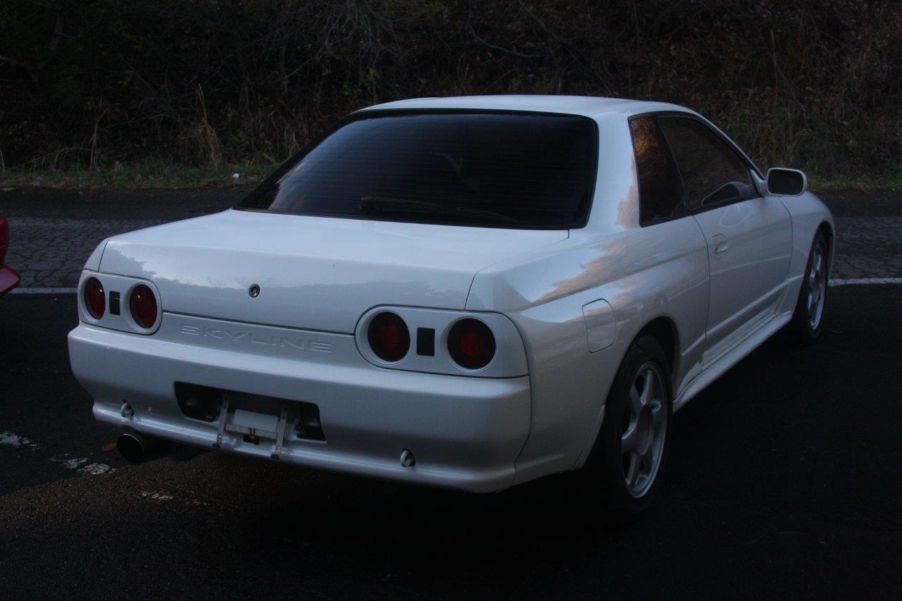 Nissan Skyline R32 Gtr Rb26dett Jap Imports Uk
