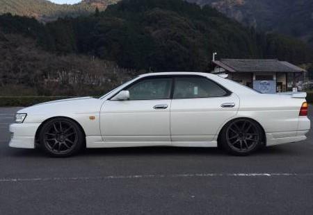 Importing Car To Uk >> Nissan Laurel C35 RB25DET - Jap Imports UK