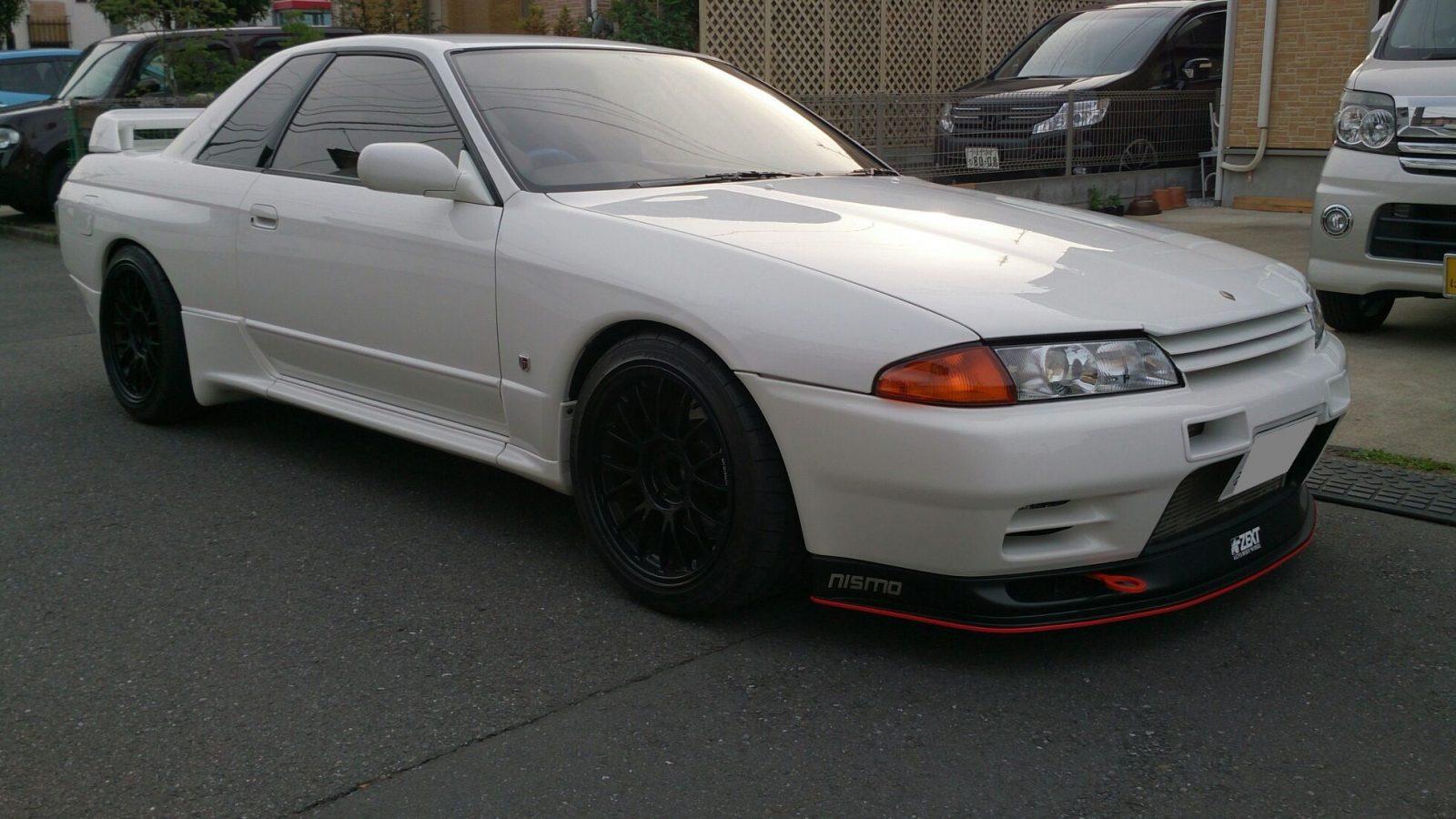 Nissan Skyline R32 Gtr Jap Imports Uk