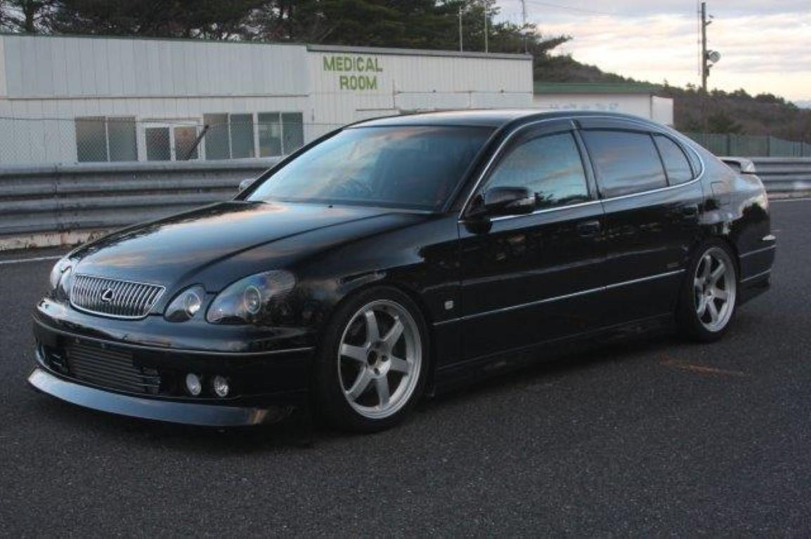 Importing Car To Uk >> Toyota Aristo JZS161 - Jap Imports UK