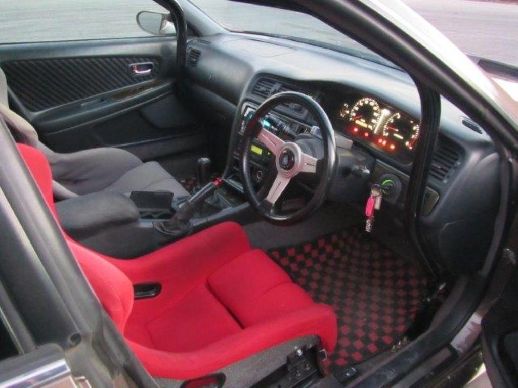 Toyota Mark Ii Tourer V Jap Imports Uk