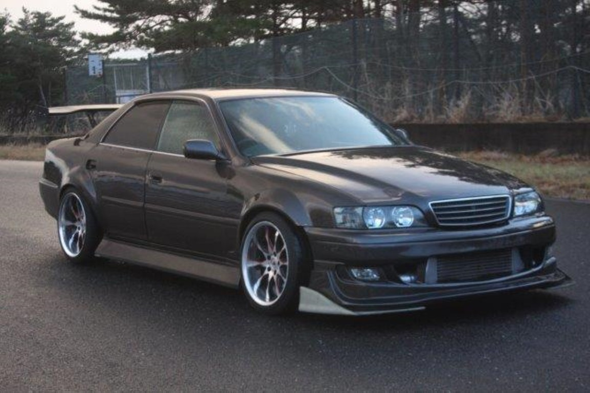 Toyota Chaser Jzx100 Jap Imports Uk