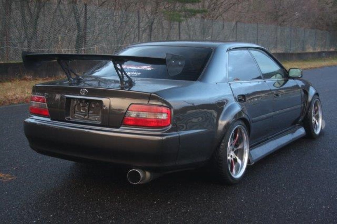 Toyota Parts Direct >> Toyota Chaser JZX100 - Jap Imports UK