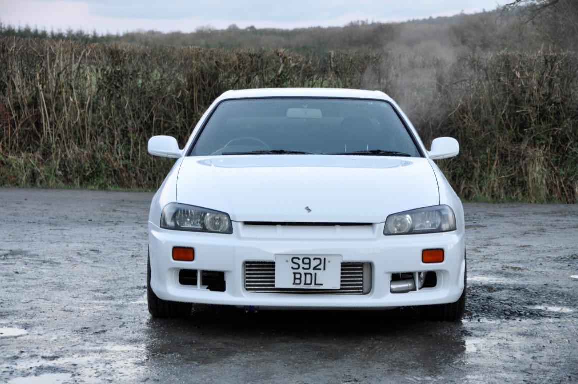 Nissan Skyline R34 Gtt Jap Imports Uk