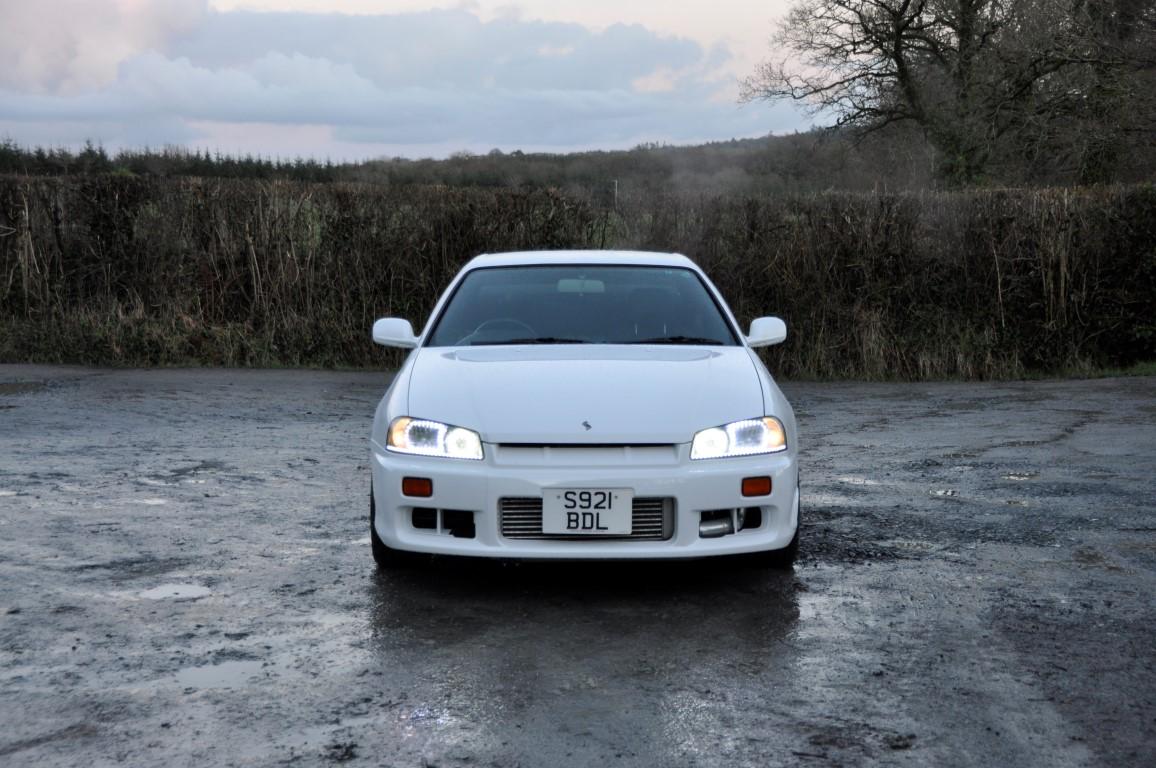 Nissan Skyline R34 GTT - Jap Imports UK