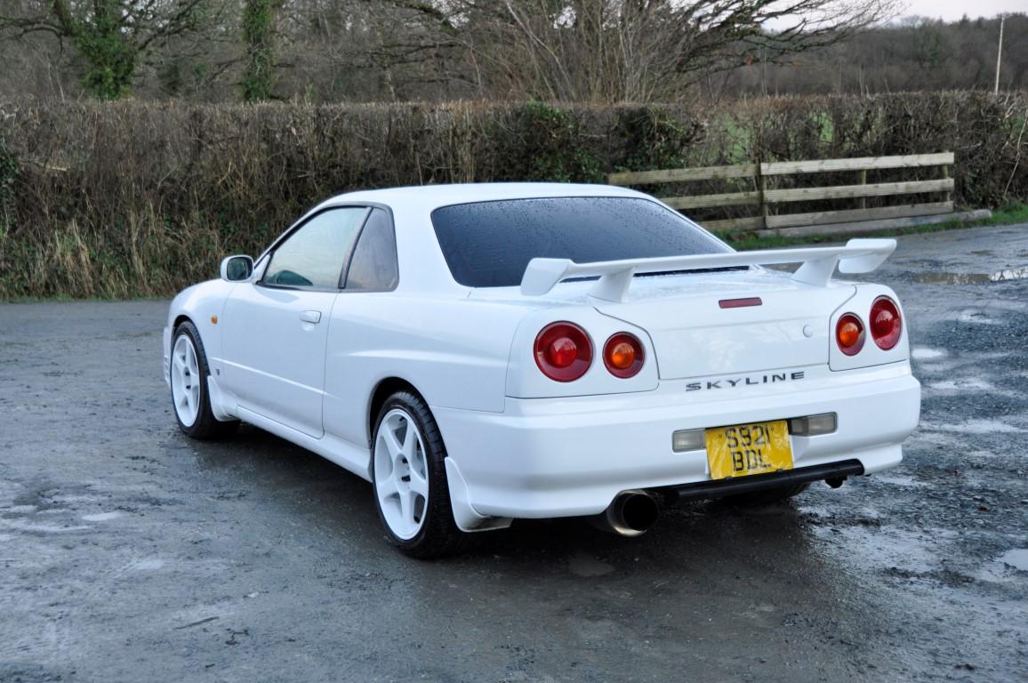 2016 Nissan Skyline >> Nissan Skyline R34 GTT - Jap Imports UK