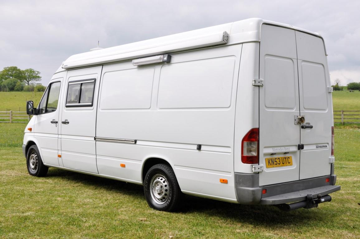 mercedes sprinter camper van jap imports uk. Black Bedroom Furniture Sets. Home Design Ideas