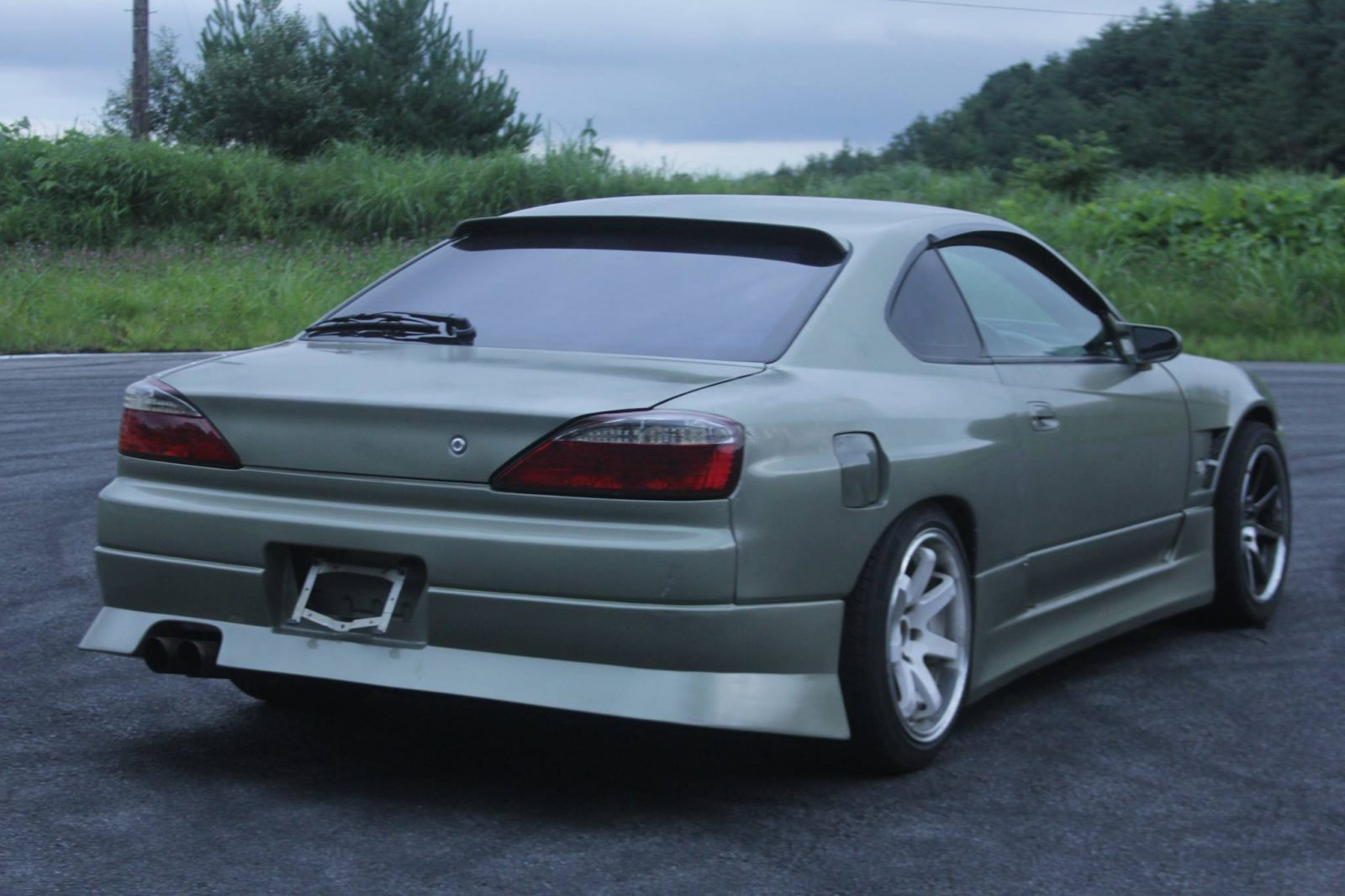 1999 Nissan Silvia S15 Jap Imports Uk