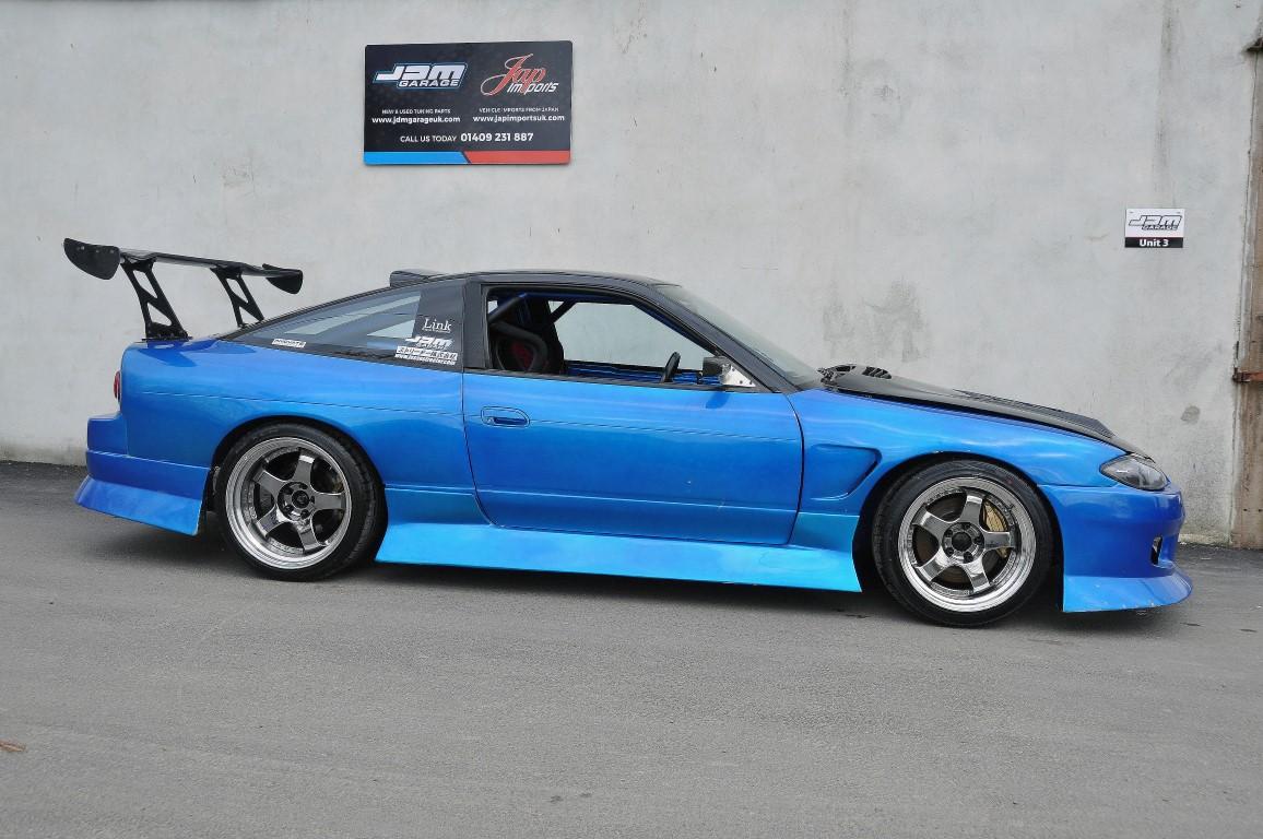Ex D1 1994 S15 Face Nissan 180sx Jap Imports Uk