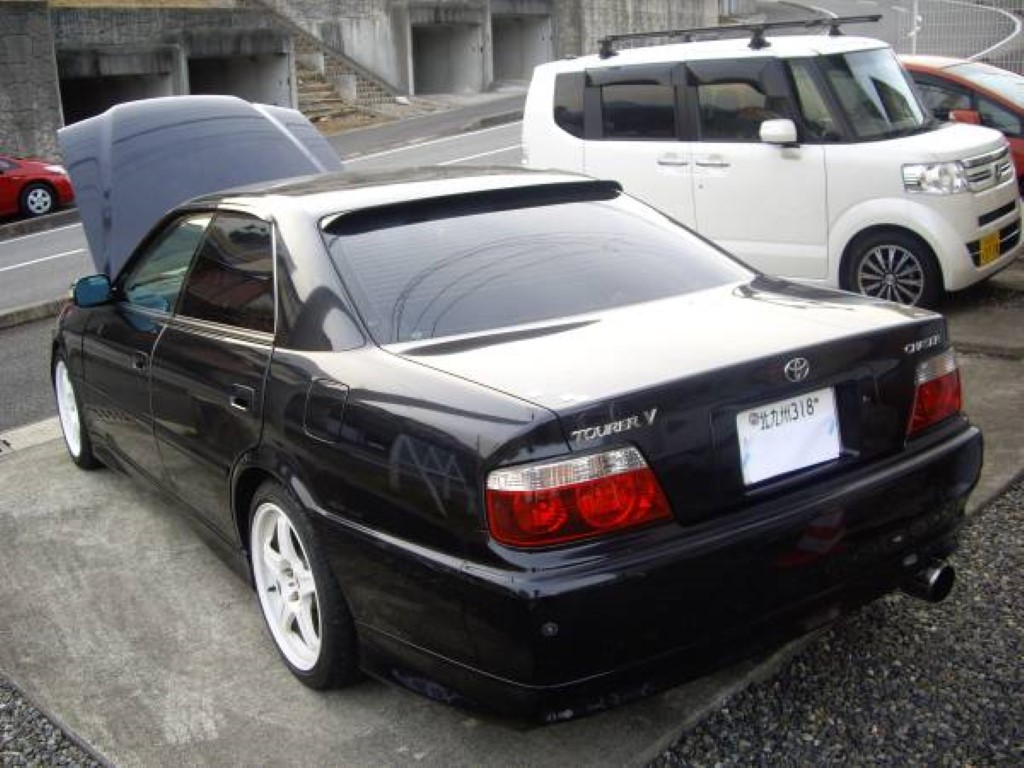 1997 Toyota Chaser Jzx100 Jap Imports Uk