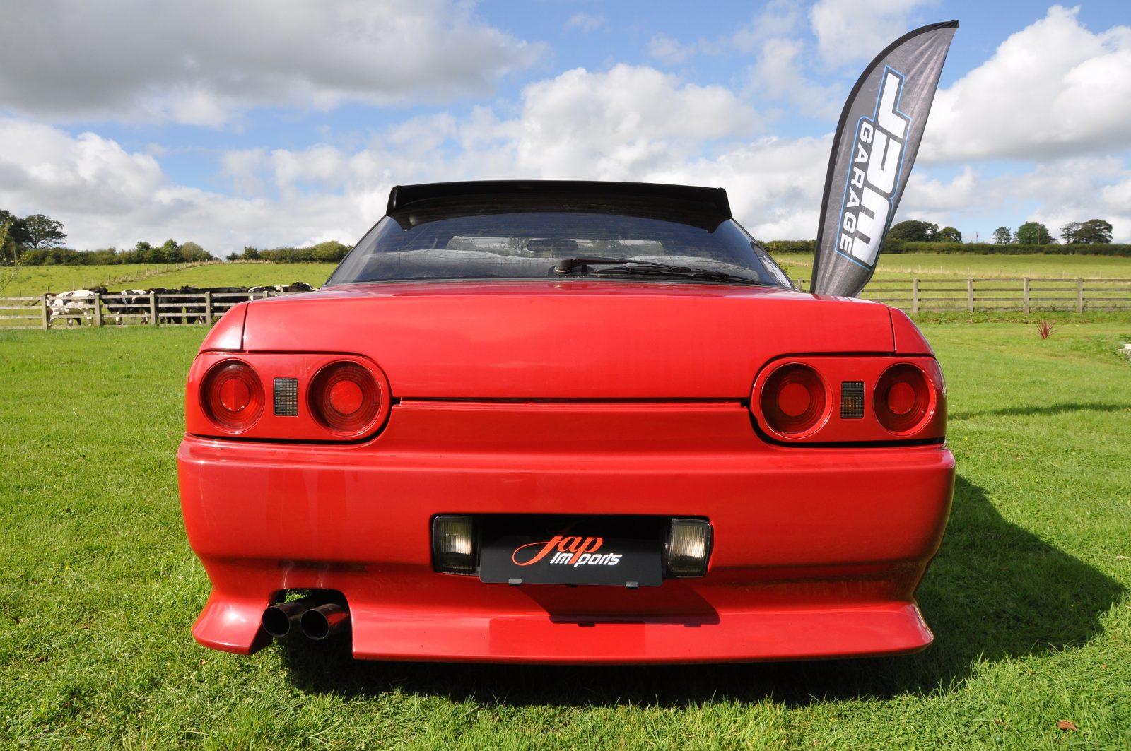 Nissan Skyline R32 GTS-T - Jap Imports UK