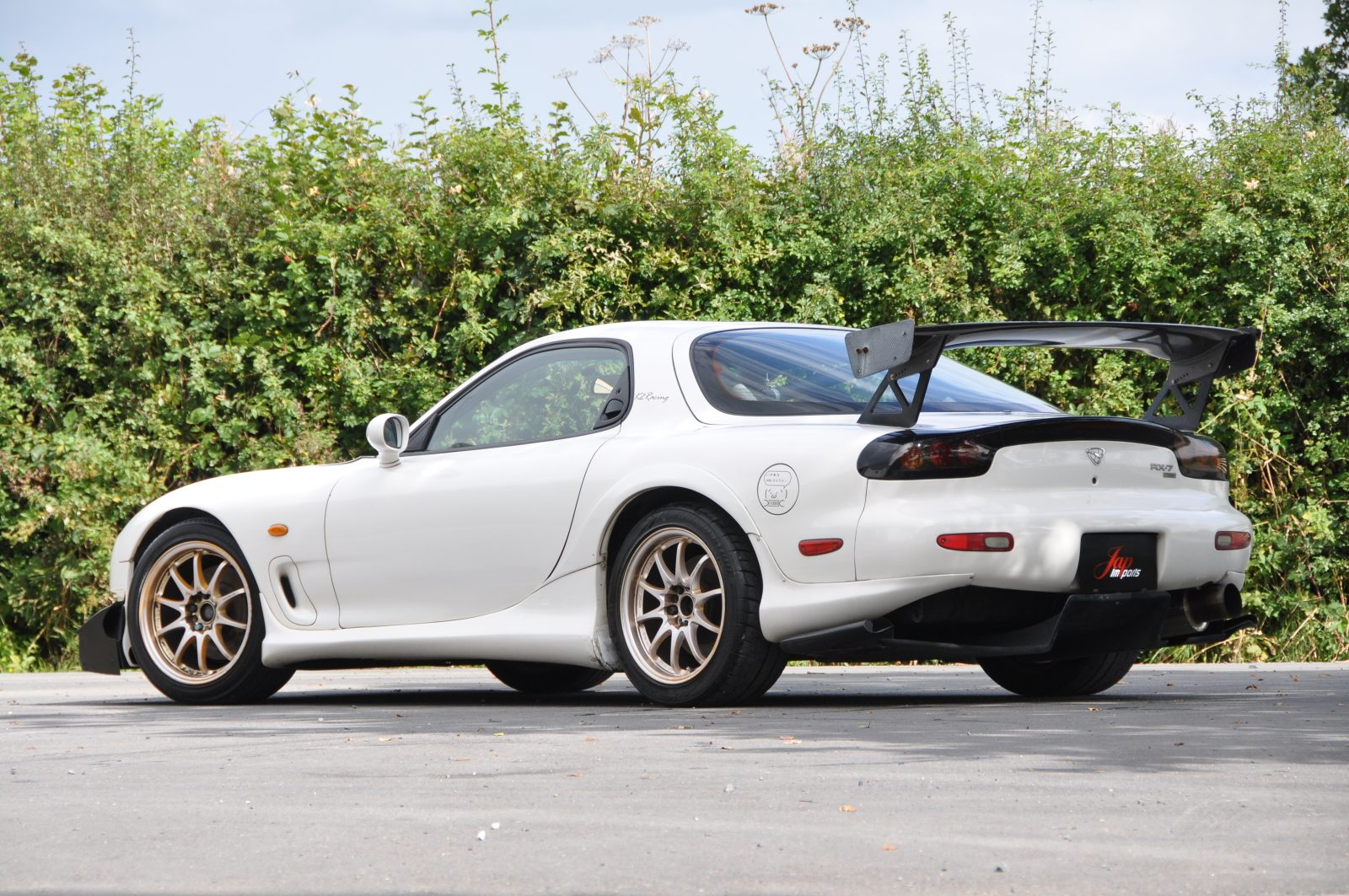 Re Amemiya Rx 7 Fd3s Jap Imports Uk