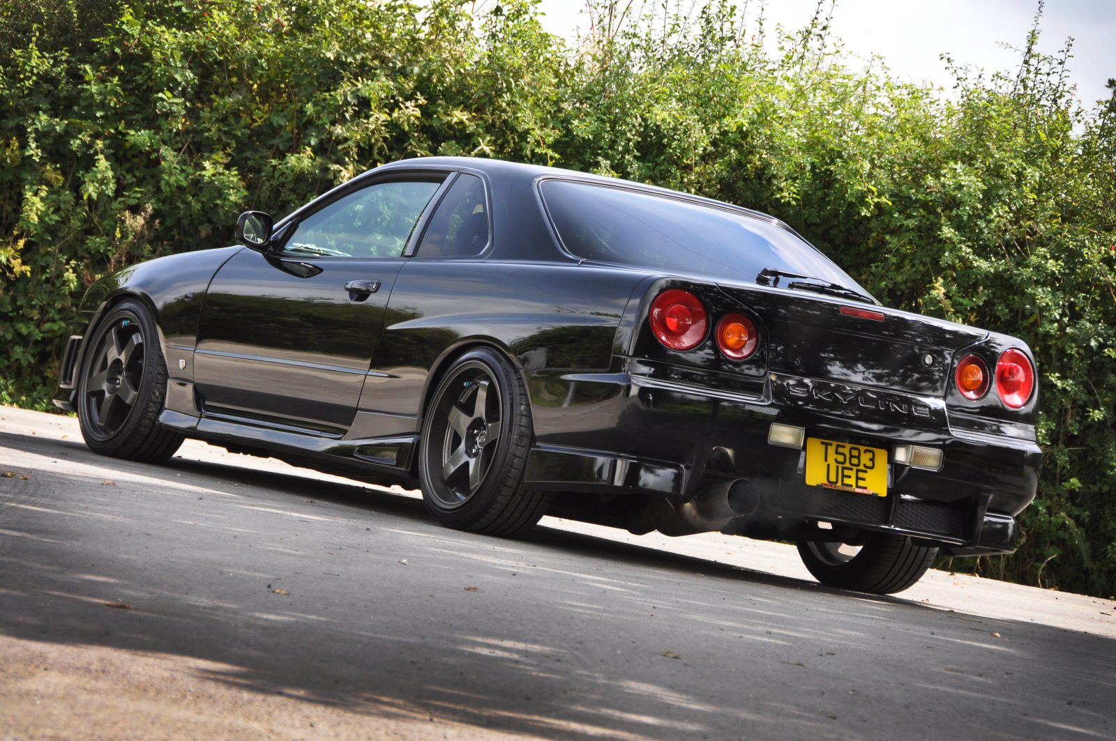 nissan skyline r34 gtt jap imports uk. Black Bedroom Furniture Sets. Home Design Ideas