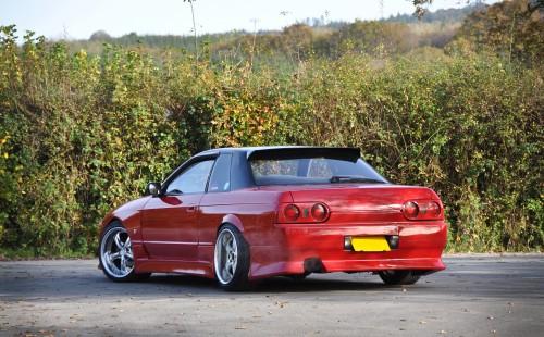 R32 Rear