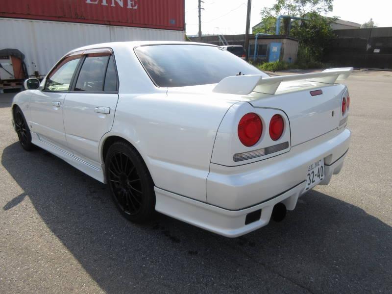 Nissan skyline ER34 GTT - Jap Imports UK