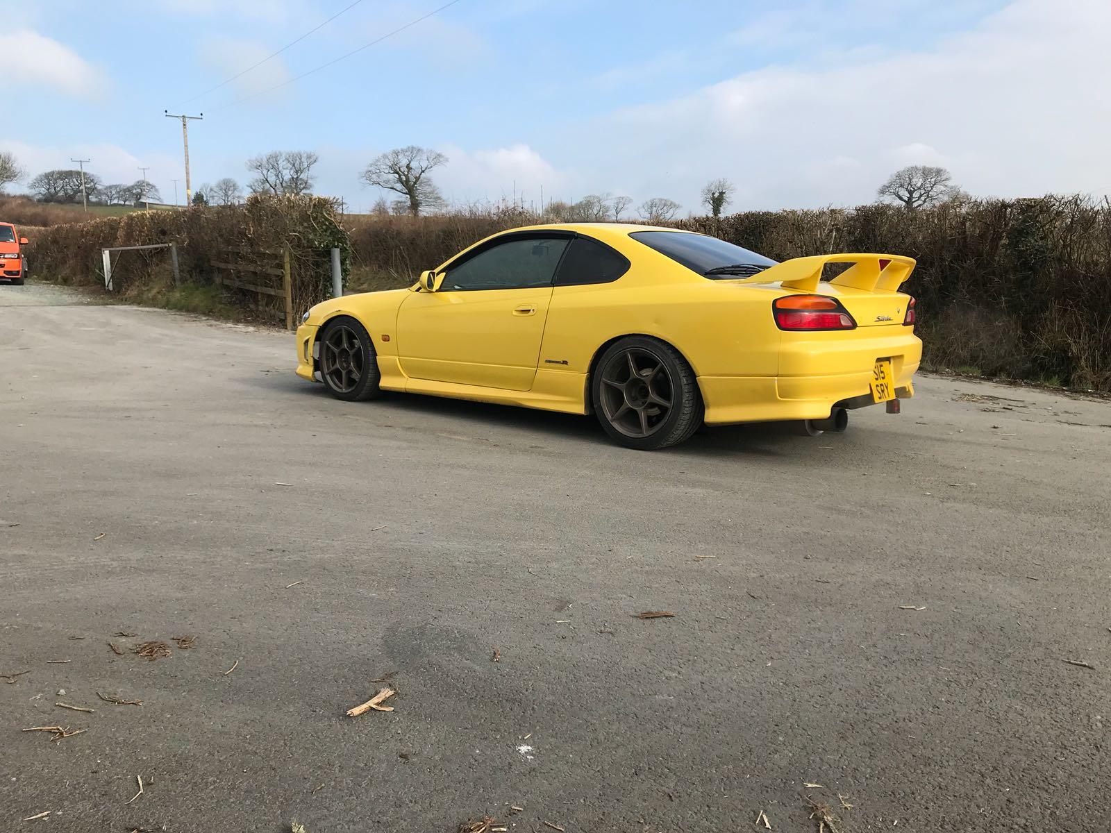 Nissan Silvia S15 For Sale Usa >> 1999 Nissan Silvia S15