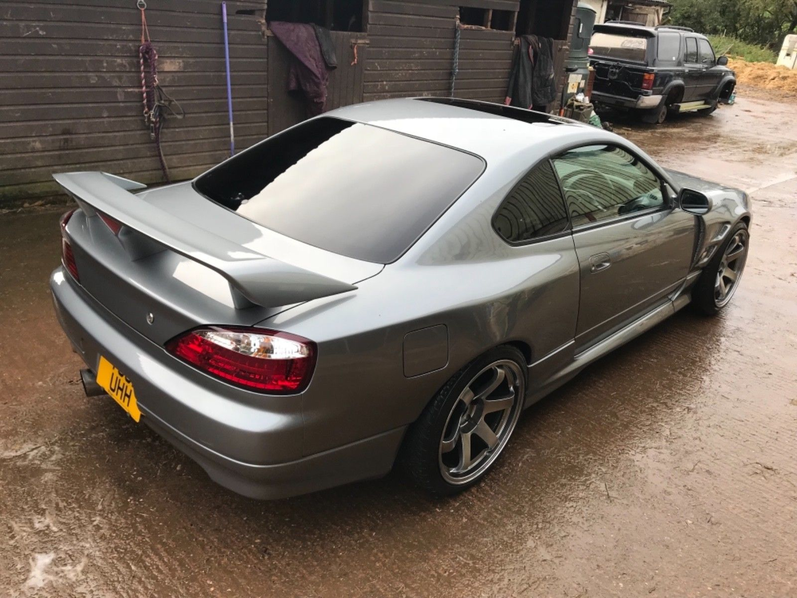 Nissan S15 Silvia Spec-R SR20DET Manual - Jap Imports UK