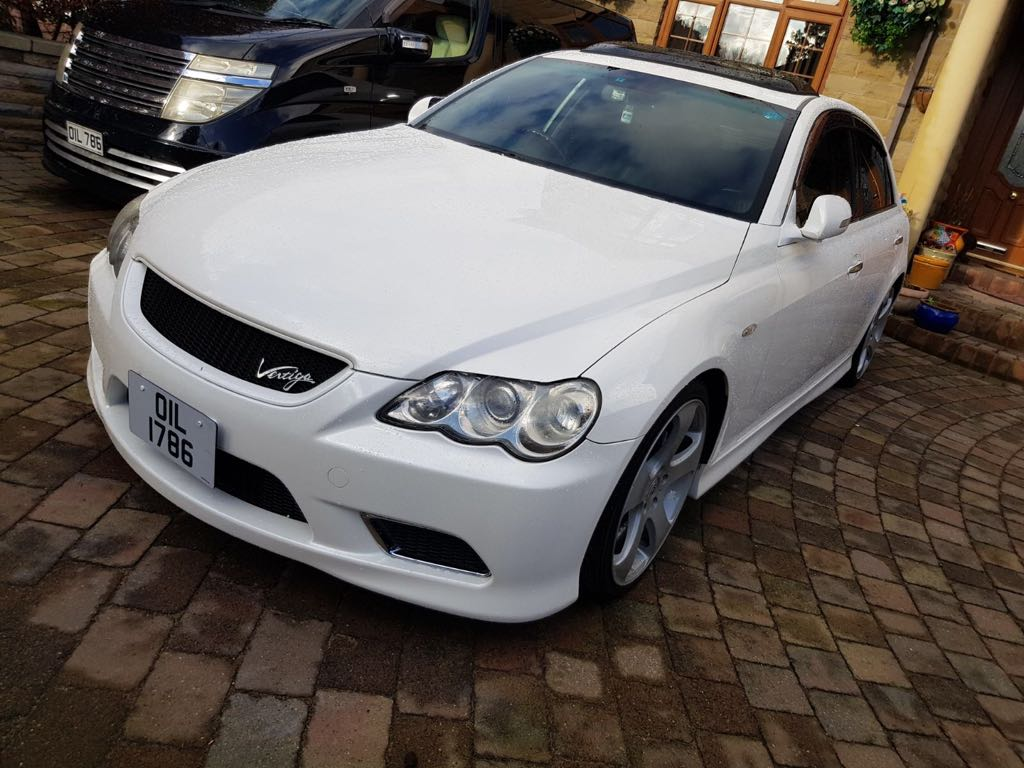 Importing Car To Uk >> Toyota Mark X | Vertiga Edition | Automatic | - Jap Imports UK