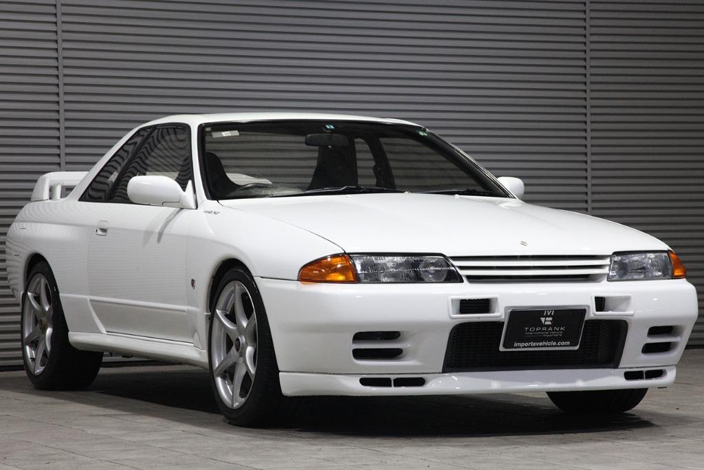 Nissan Skyline | R32 GTR | Mines Nur Spec | R34 RB26DETT