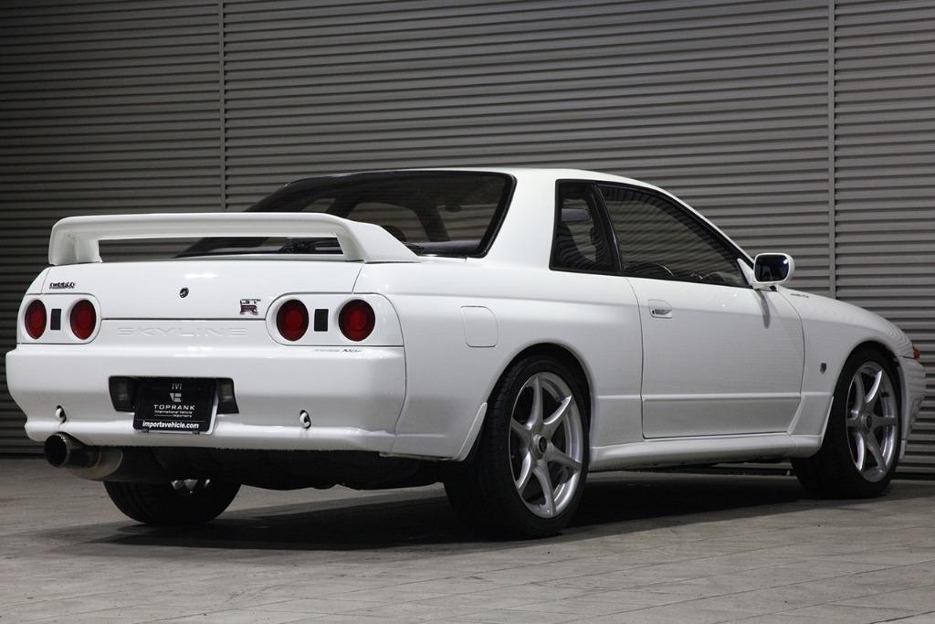 Nissan Skyline R32 Gtr Mines Nur Spec R34 Rb26dett