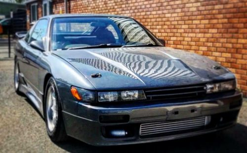 "Nissan Silvia For Sale In Us >> Nissan Silvia S13 180SX ""SIL80"" Petrol - Jap Imports UK"